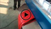 Rubber Splitting Machine